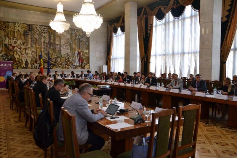 Conferința regională a OMPI privind gestiunea colectivă a drepturilor de autor și a drepturilor conexe