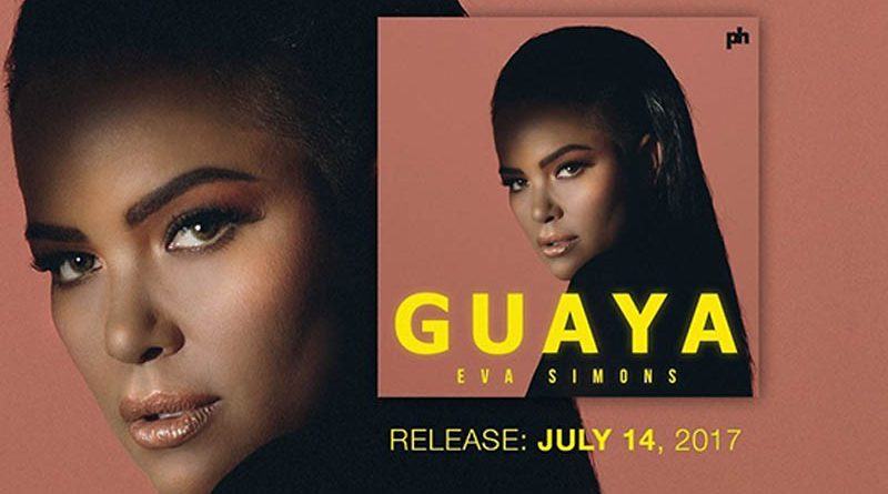 "Global Records lanseaza in Romania ""Guaya"", single-ul artistei Eva Simons"