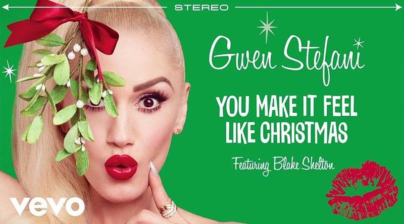 Gwen Stefani ne duce direct in zona sarbatorilor de iarna cu o aparitie live la Jimmy Fallon