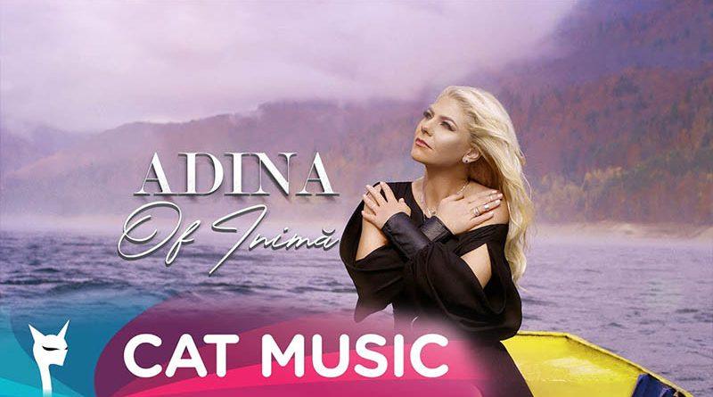 """Adina lansează single-ul și videoclipul """"Of, inima!"""""""