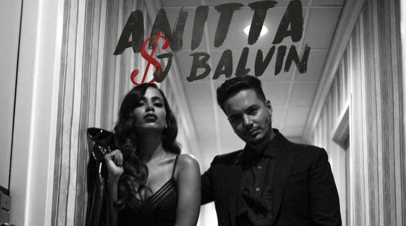 Anitta & J Balvin – Downtown