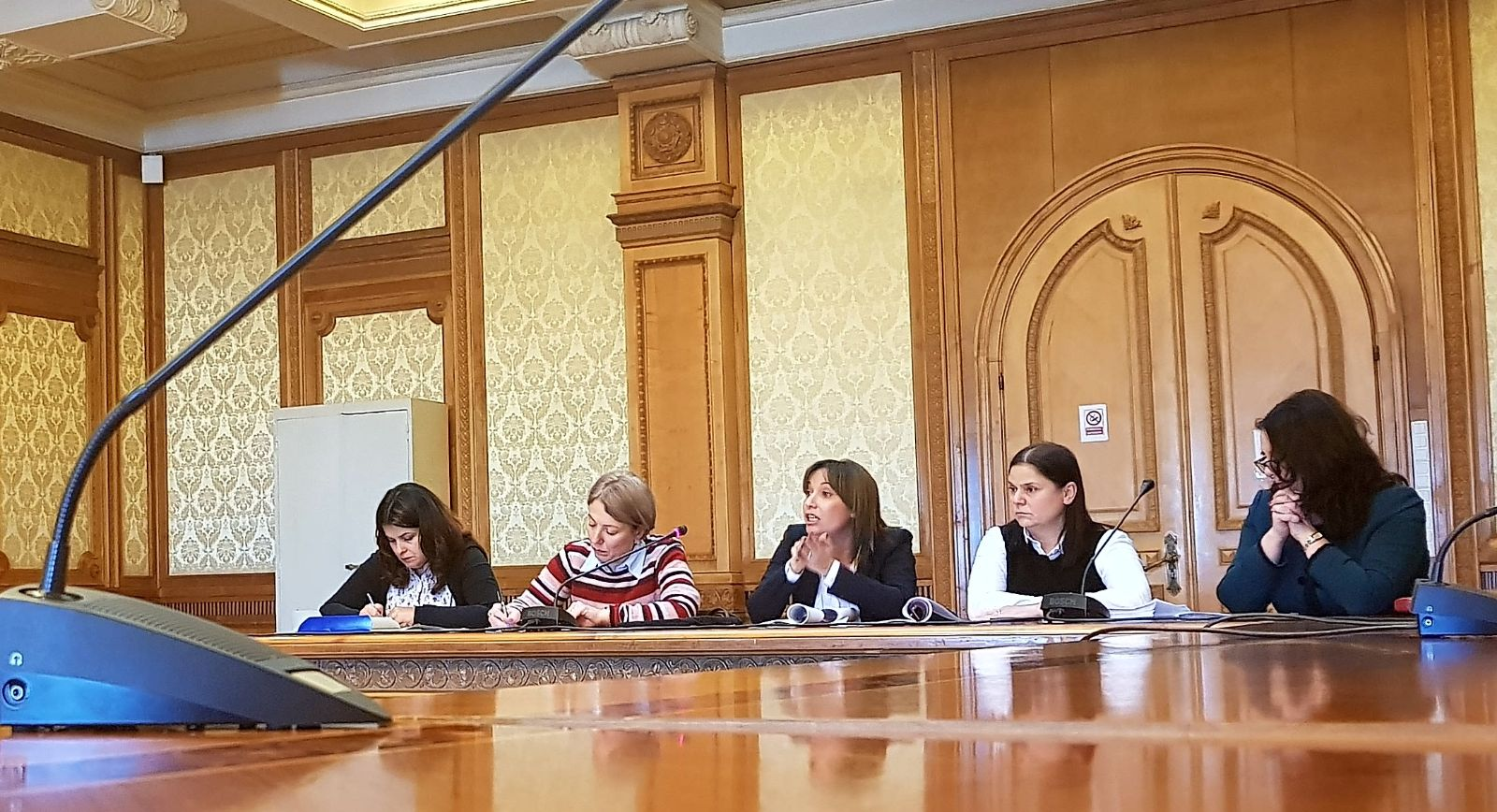 UPFR a participat la sedinta organizata de Comisia pentru cultura, arte,mijloace de informare in masa