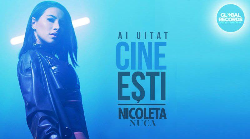 """Nicoleta Nucă lansează """"Ai uitat cine ești"""""""
