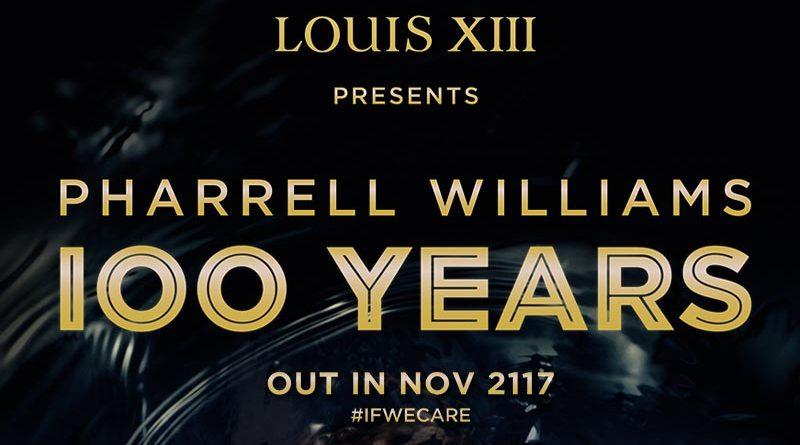 Pharrell Williams a înregistrat o melodie care va fi lansată peste 100 de ani!