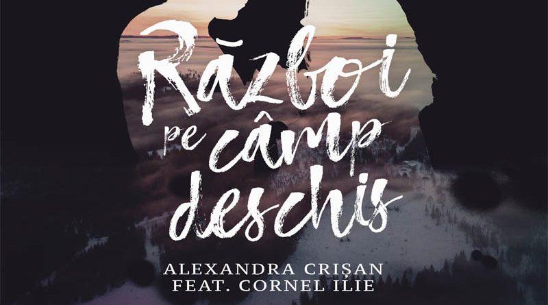 """Alexandra Crișan și Cornel Ilie și-au declarat """"Război pe câmp deschis"""" în noul lor single, lansat astăzi"""
