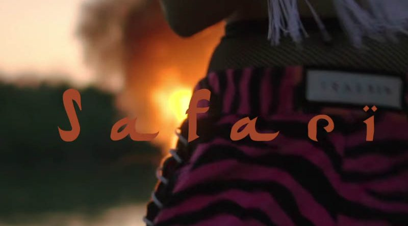 """Serena lansează astăzi un nou single – """"Safari"""""""
