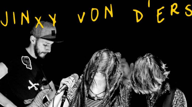 JINXY VON D'ERS – Sugar Rush