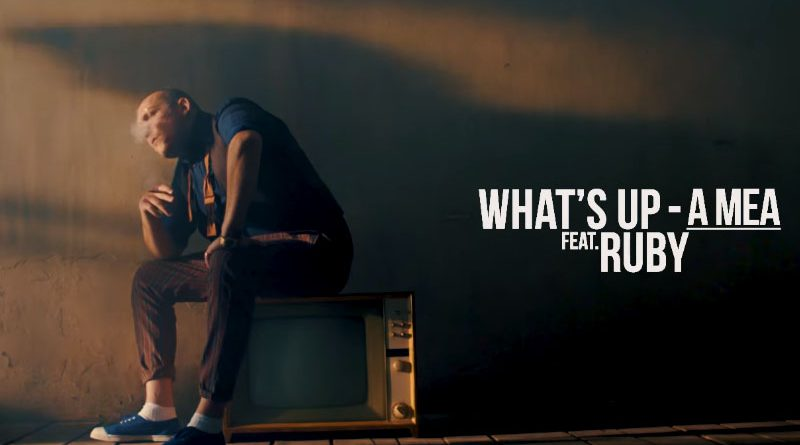 What's Up feat. Ruby – A mea (Official Video)