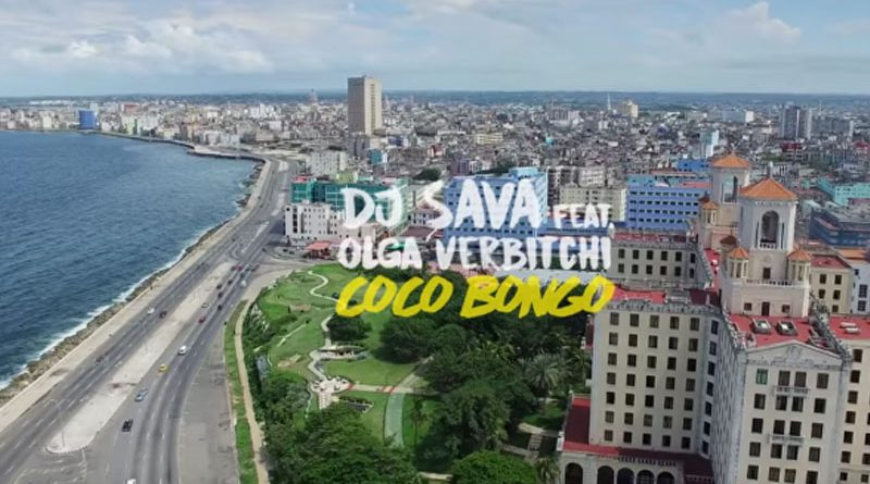 DJ Sava feat. Olga Verbitchi – Coco Bongo (Official Video)
