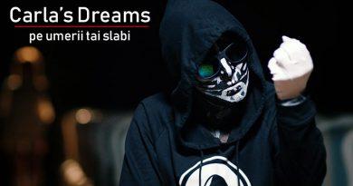 Carla's Dreams – Pe Umerii Tai Slabi