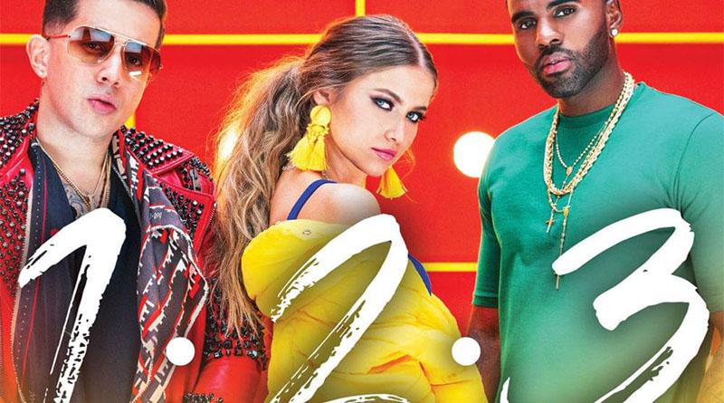 Sofia Reyes – 1, 2, 3 (feat. Jason Derulo & De La Ghetto)
