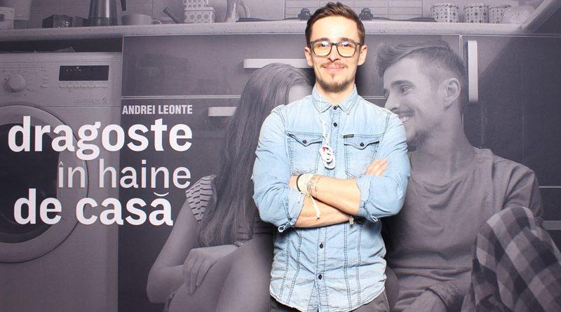 Andrei Leonte – Dragoste in haine de cas