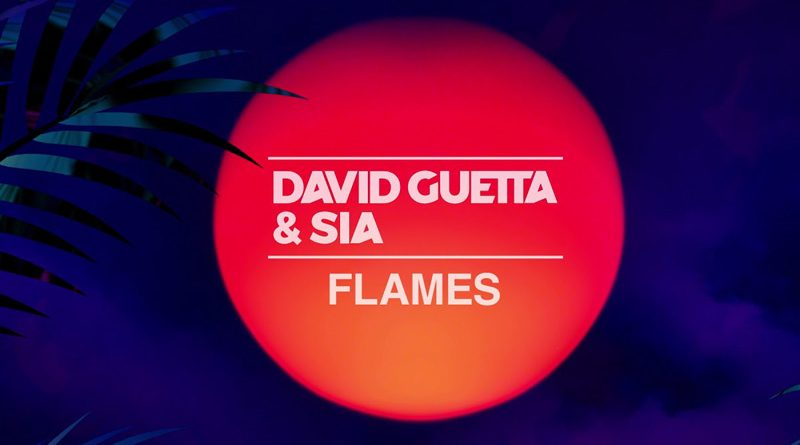 David Guetta & Sia – Flames (Lyric Video)