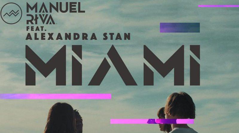 Piesa ''Miami'' a lui Manuel Riva feat. Alexandra Stan devine imnul festivalului NEVERSEA 2018