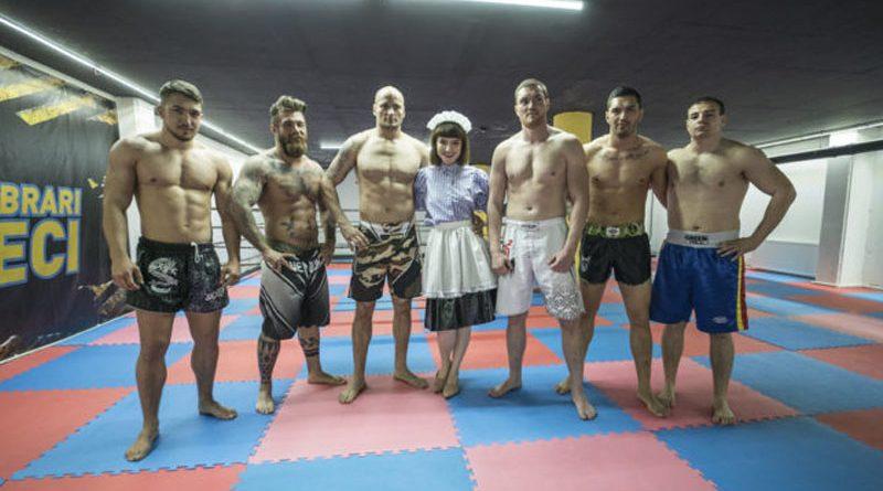 Din ringul de box pe ringul de dans: noul single al Alexandrei Ungureanu le da batai de inima luptatorilor de K1