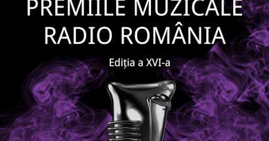 Smiley este artistul anului in cadrul Premiilor Muzicale Radio Romania