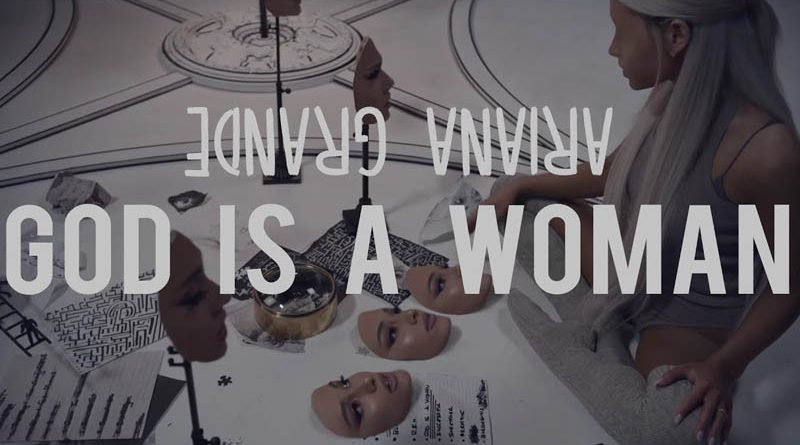 "Ariana Grande lanseaza single-ul ""God Is A Woman"""