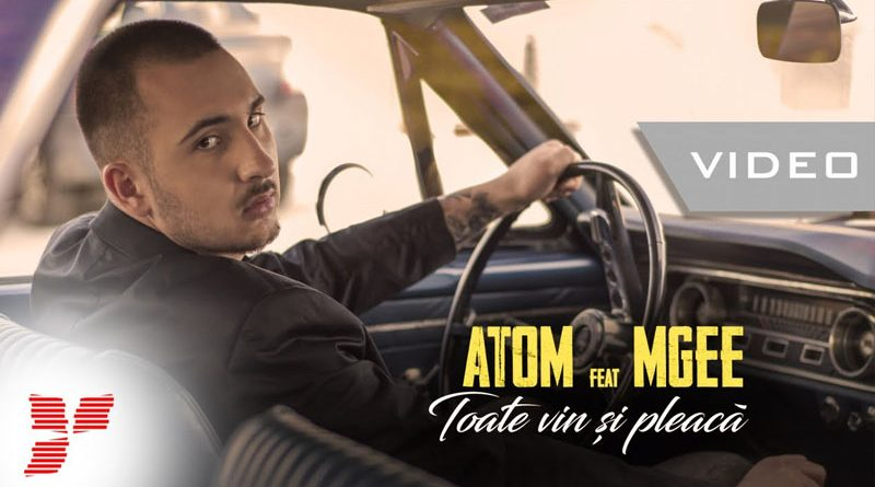 Atom ft. Mgee – Toate vin si pleaca || #Level Up Music