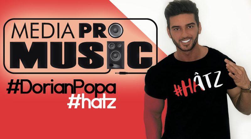 "Primul artist roman care intra in topul Spotify – Romania Top 50 cu piesa ""Hatz"""
