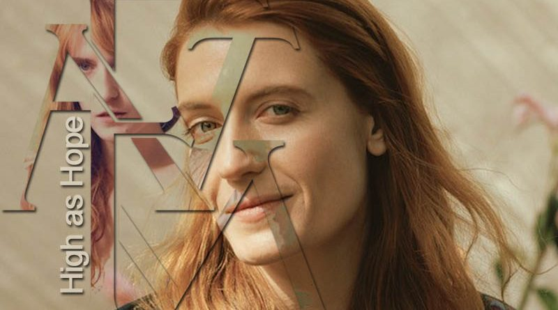 "Florence + the Machine lanseaza albumul ""High As Hope"""