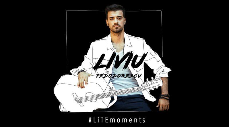 Liviu Teodorescu lanseaza sezonul doi din proiectul #LiTEmoments