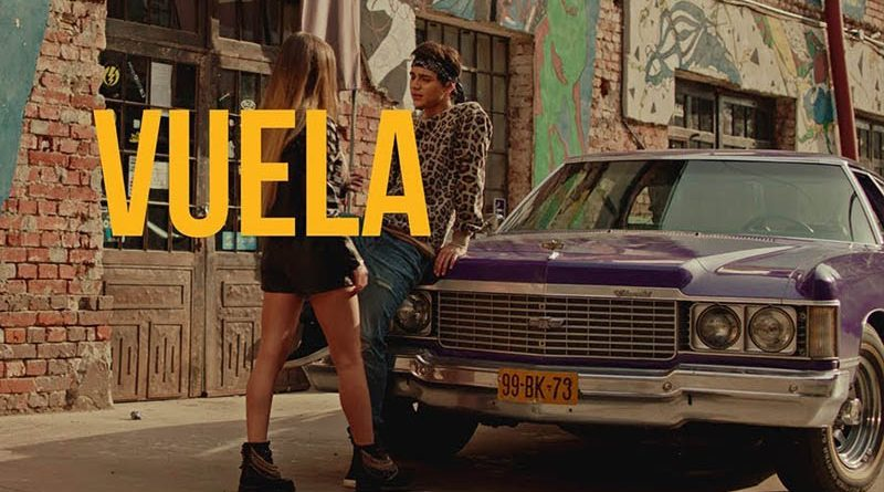Micke Moreno – Vuela (Official Video)