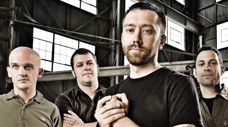 "Rise Against lanseaza ""The Ghost Note Symphonies, Vol. 1"""