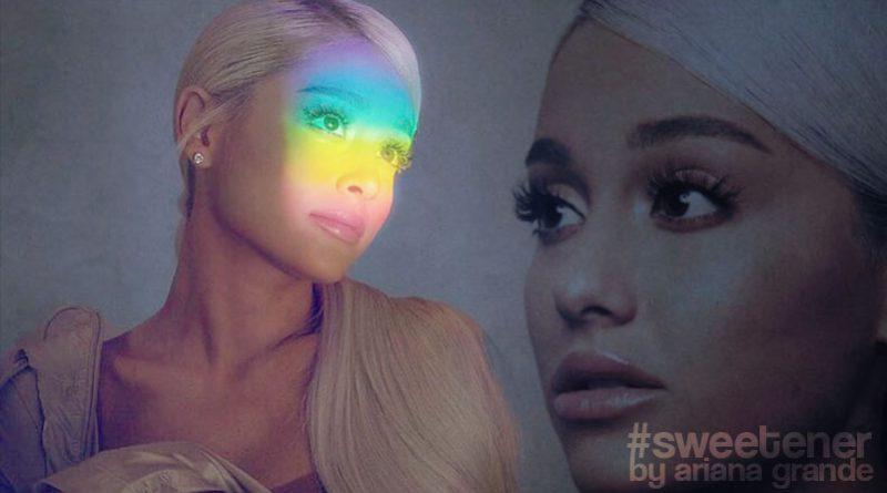 """Ariana Grande a lansat albumul """"Sweetener"""""""