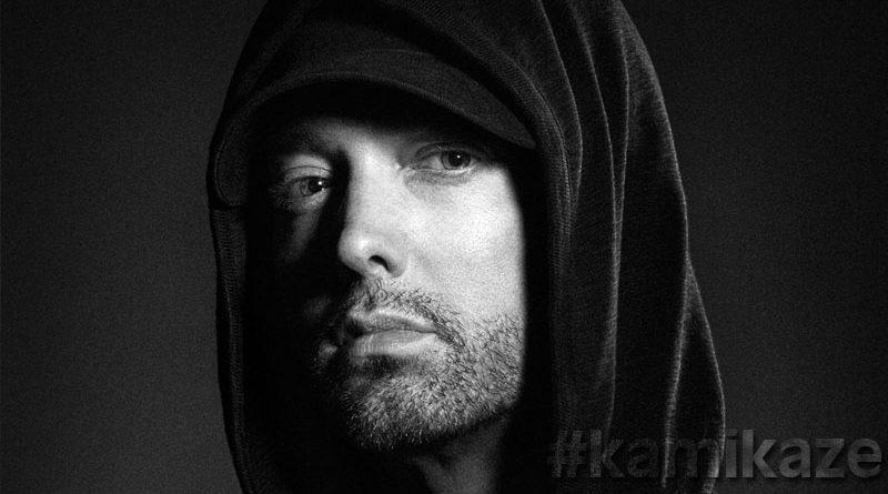 Eminem cucereste topurile digitale cu albumul Kamikaze