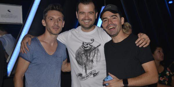 Monoir, Laurentiu Duta, Adi Colceru