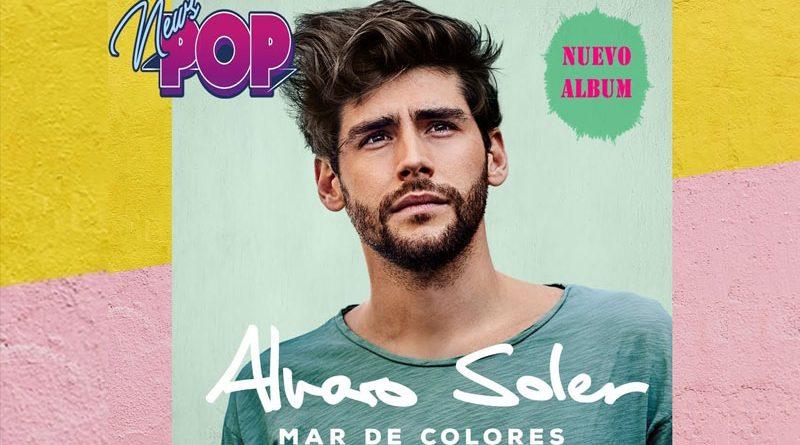 Alvaro Soler lanseaza albumul Mar de Colores