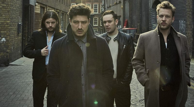 "Mumford and Sons lanseaza single-ul ""Guiding Light"""