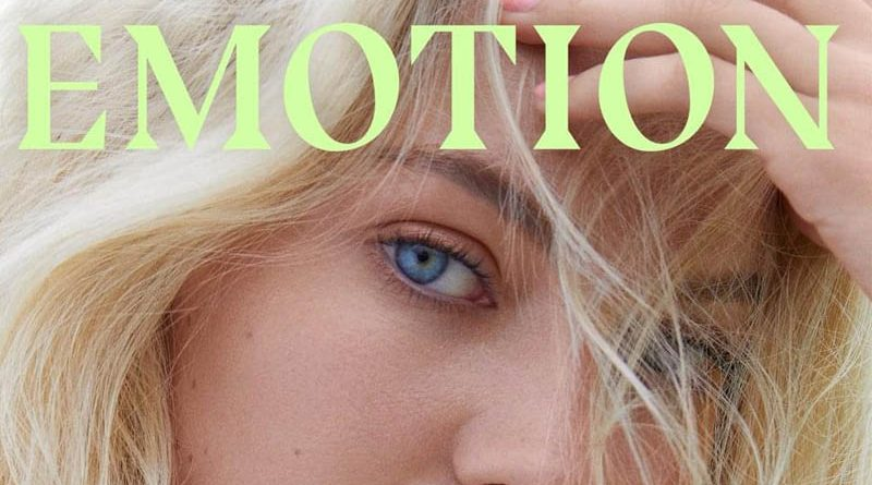 "Astrid S lanseaza single-ul ""Emotion"""