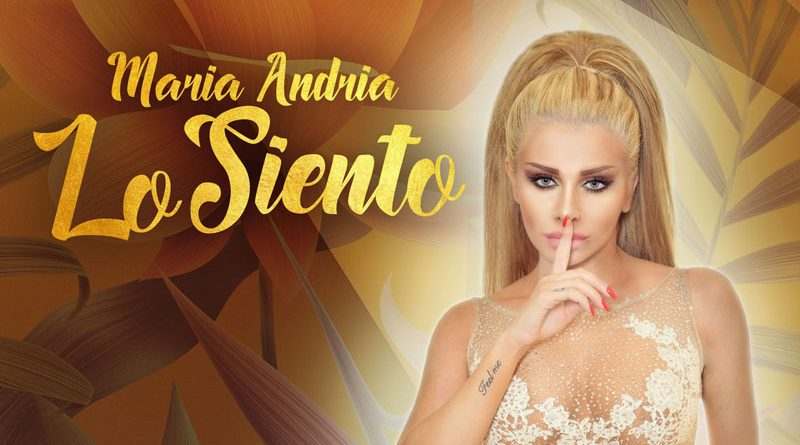 Maria Andria – Lo Siento (Official Music Video)