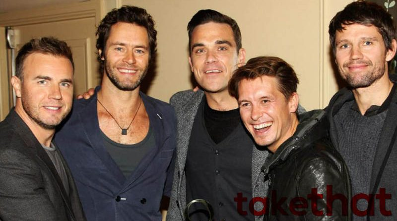"Take That lanseaza single-ul ""Out Of Our Heads"""