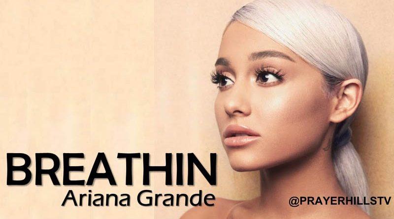 Ariana Grande nu respira deloc. Lanseaza piesa dupa piesa si videoclip dupa videoclip