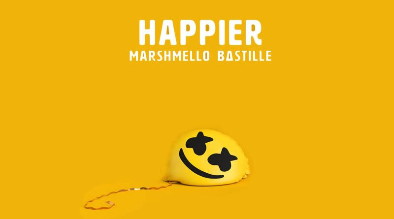 S-a lansat Marshmello ft. Bastille – Happier (Stripped)
