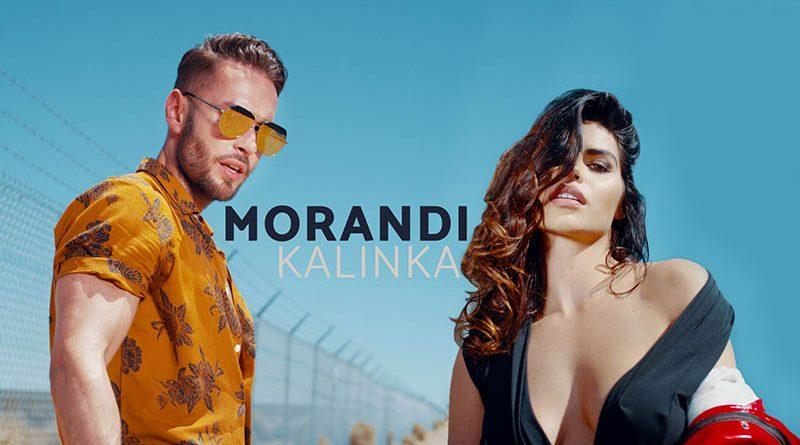"""MORANDI cucereste peste 20 de tari cu cel mai recent single, """"Kalinka"""""""