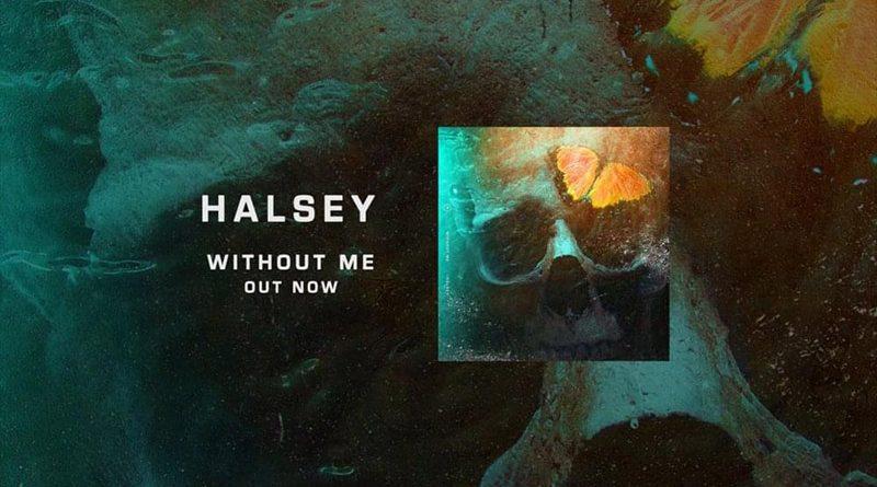 """Halsey lansat o varianta noua pentru piesa """"Without Me"""", alaturi de Juice WRLD"""