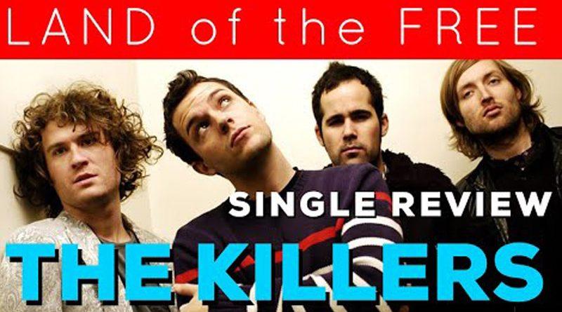 "The Killers lanseaza o noua piesa – ""Land Of The Free"""