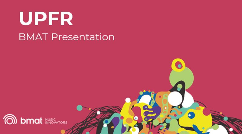 UPFR desfasoara o sesiune online de prezentare a sistemului BMAT pentru toti producatorii, joi, 1 iulie, incepand cu ora 11:00