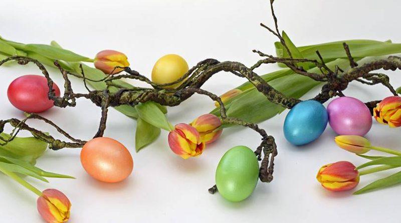UPFR vă urează Paște Fericit!