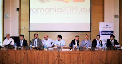 """UPFR a participat la conferința """"Noi Provocări privind Dreptul de Autor în Piața Unică Digitală"""""""
