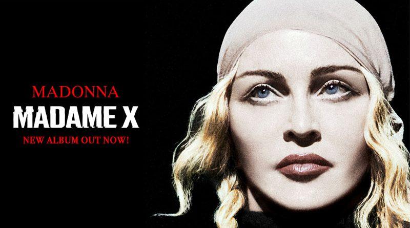 """Madonna lansează un incredibil material video pentru """"Batuka"""""""