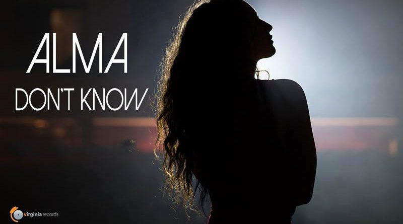 "ALMA, tanara artista originara din Bulgaria, lanseaza al doilea single – ""Don't Know"""