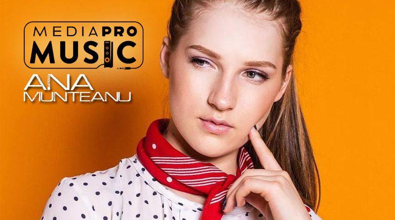 """Ana Munteanu lanseaza single-ul """"Chocolat"""", cu iz de parfum frantuzesc"""