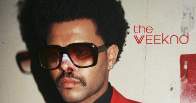 The Weeknd este pe primul loc in topuri!