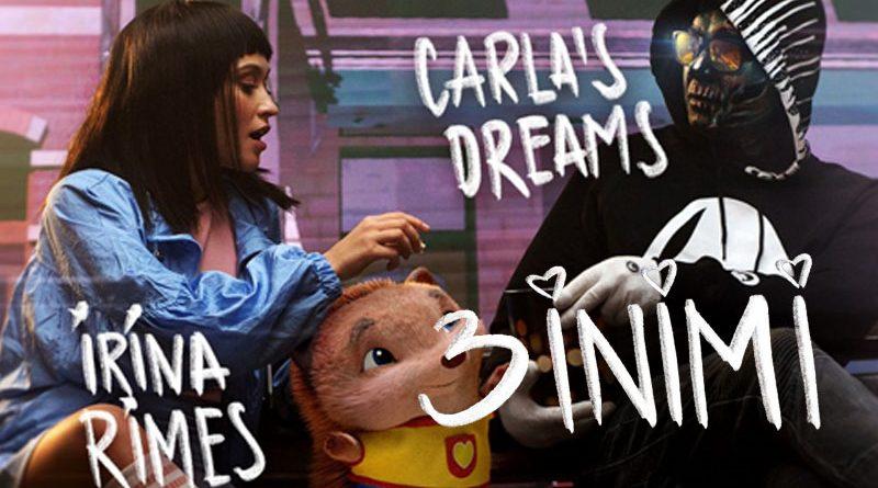 Prima colaborare dintre Irina Rimes și Carla's Dreams!