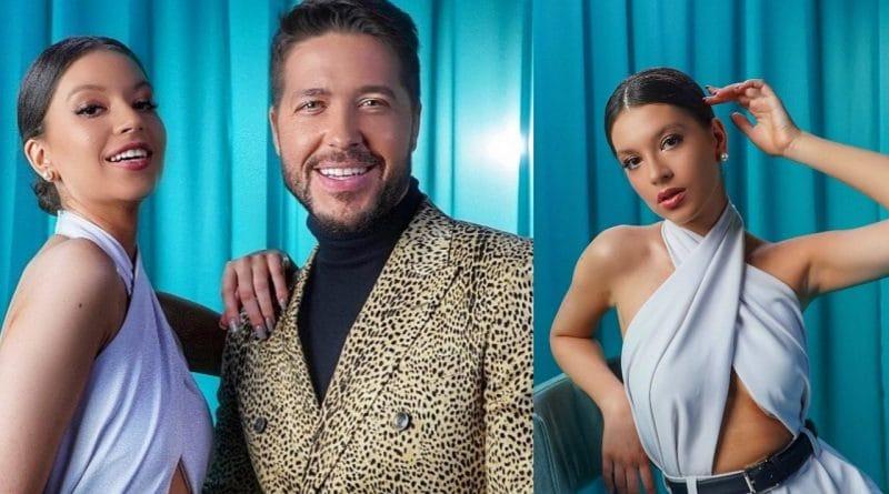 """JORGE, prezentatorul show-ului """"Masked Singer România"""" de la PRO TV și Cleopatra Stratan lansează """"Dans Murdar"""""""
