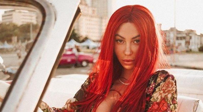 "Valentina lanseaza single-ul ""Sicaria"" in Romania, alaturi de MediaPro Music & Universal Music Romania"